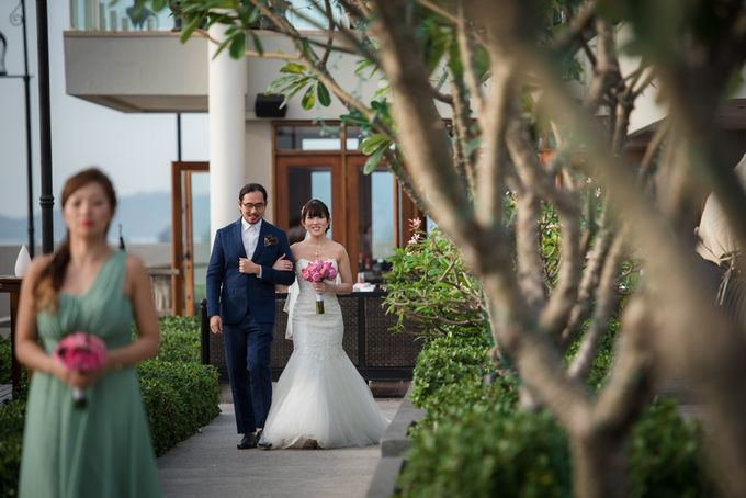 Chien & Carlton from Hong Kong by Wedding Idea & The Event Thailand - 013