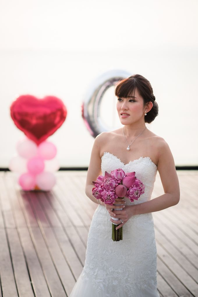 Chien & Carlton from Hong Kong by Wedding Idea & The Event Thailand - 018