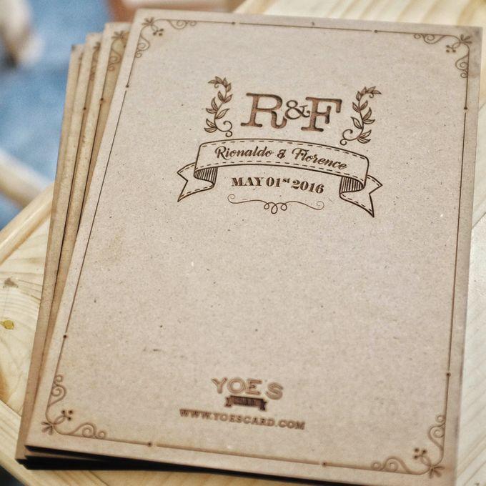 RIONALDO & FLORENCE by YOE'S CARD - 003