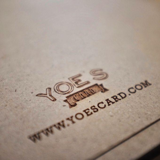 RIONALDO & FLORENCE by YOE'S CARD - 007
