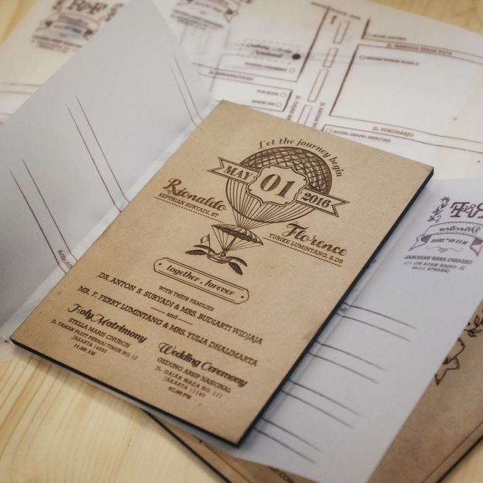 RIONALDO & FLORENCE by YOE'S CARD - 006
