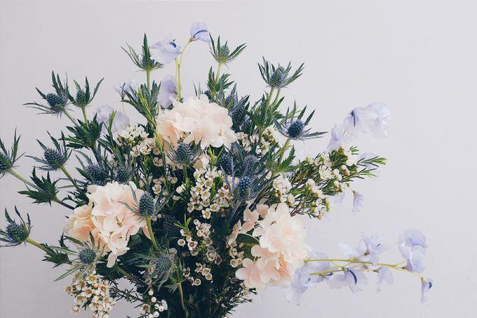 CHARME FAUX BOUQUET by LUX floral design - 007