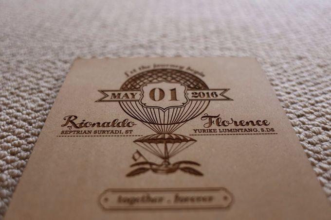 RIONALDO & FLORENCE by YOE'S CARD - 009