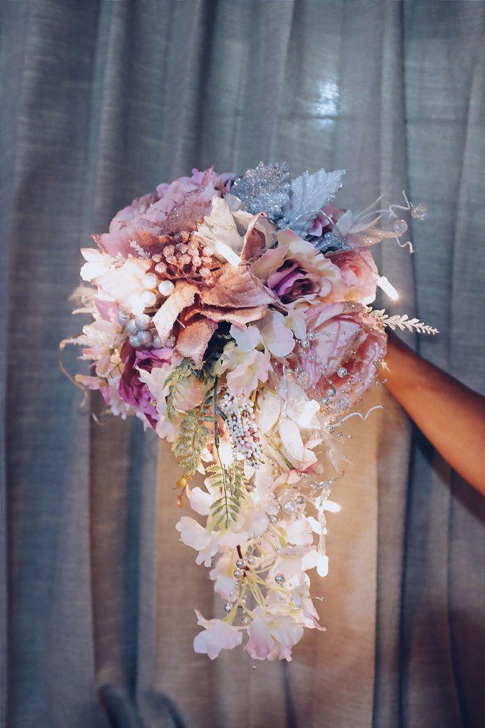 CHARME FAUX BOUQUET by LUX floral design - 003