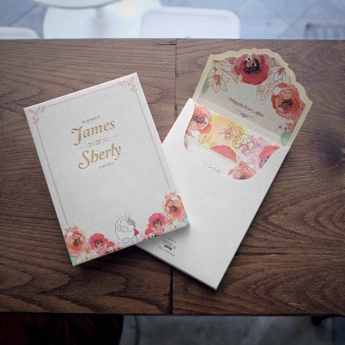 James & Sherly by YOE'S CARD - 006