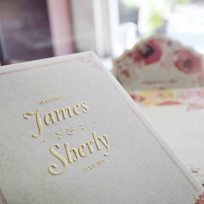 James & Sherly by YOE'S CARD - 007