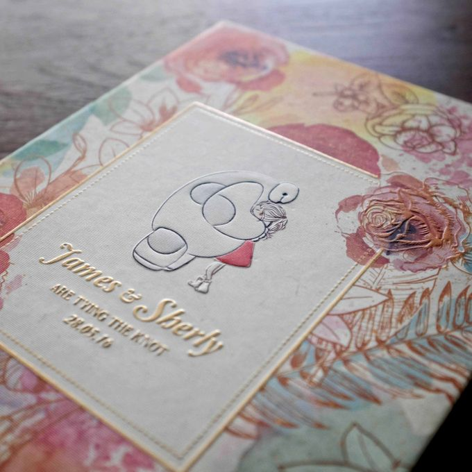 James & Sherly by YOE'S CARD - 009