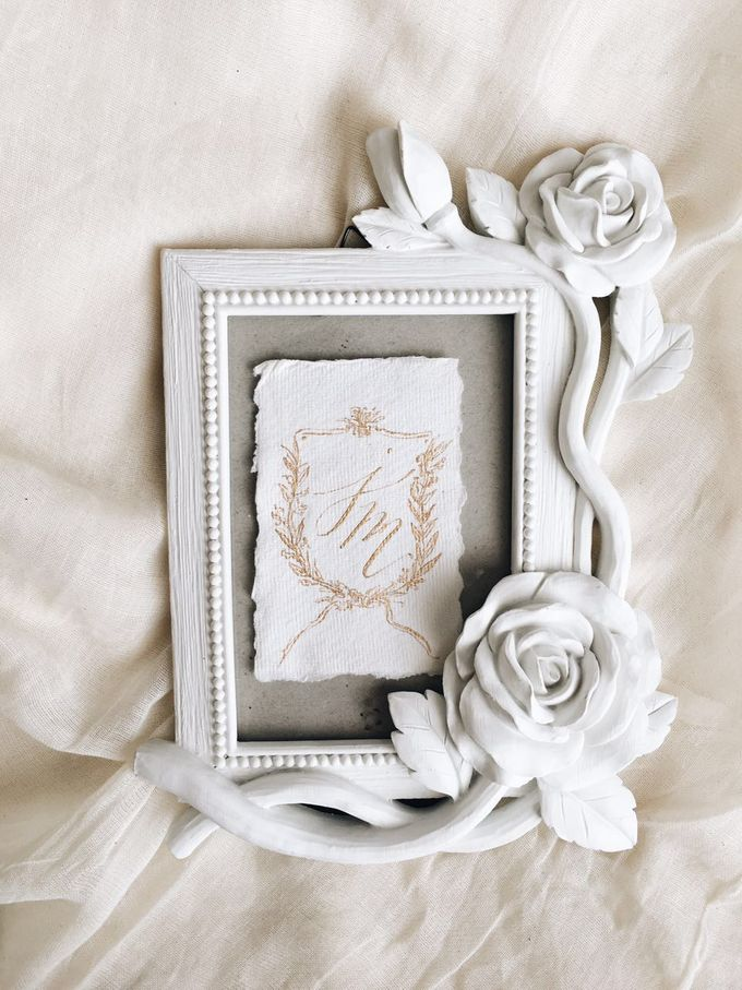 Photo frames for wedding souvenirs by Elantier - 008