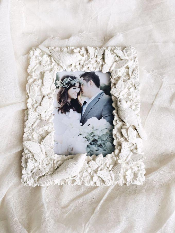 Photo frames for wedding souvenirs by Elantier - 004