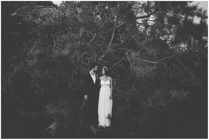 Karen and Ben Wedding by Studio Something - 005