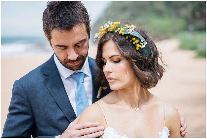 Karen and Ben Wedding by Studio Something - 030