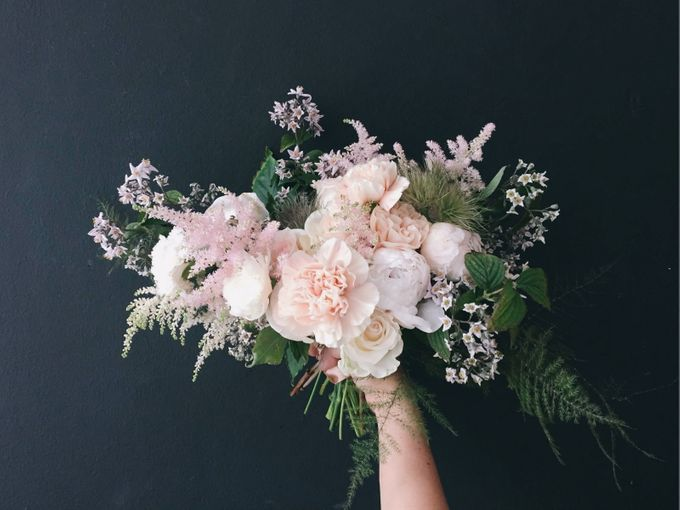 Garden Inspired Bouquets III by Keira Floral - 024