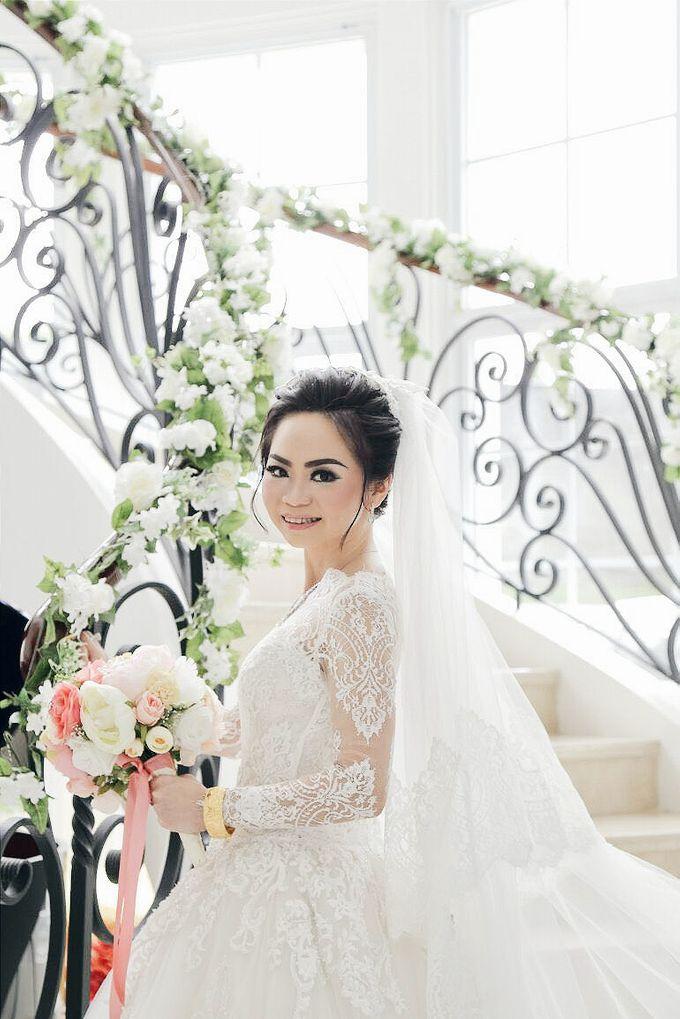 Wedding Bouquet - Handbouquet by Primrose Floral Design - 033