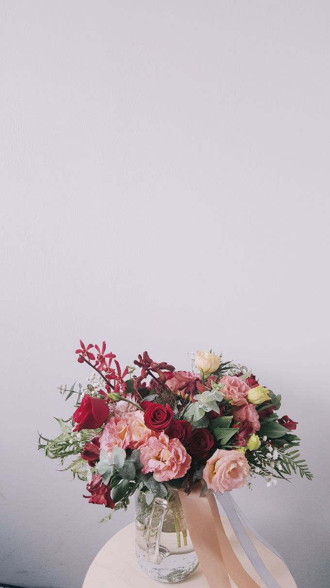 Garden Inspired Bouquets by Keira Floral - 015