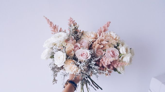 Garden Inspired Bouquets by Keira Floral - 016