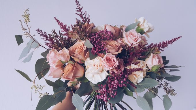 Garden Inspired Bouquets III by Keira Floral - 021