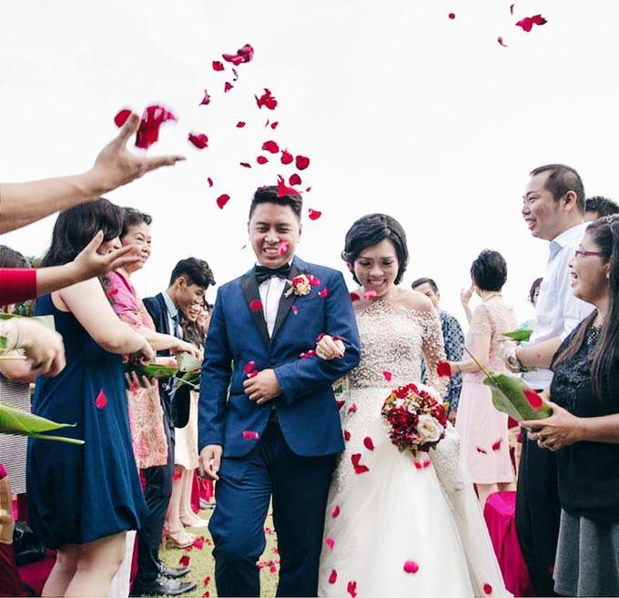 Wedding Bouquet - Handbouquet by Primrose Floral Design - 049