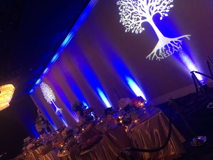 Beverly Hilton Hotel by Pärdē Productions - Parde Productions Event Lighting Los Angeles & Special Effects - 004