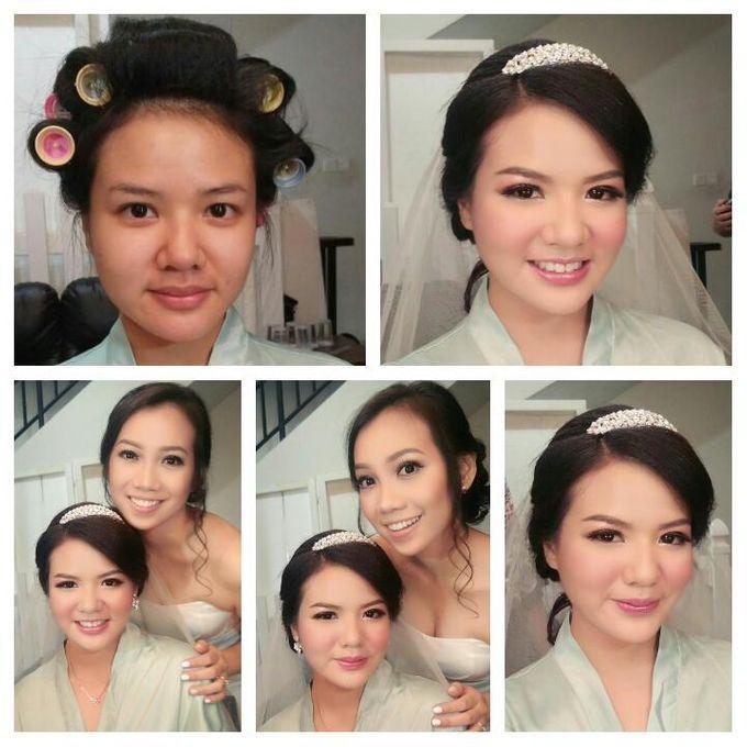 make up bride by Xin-Ai Bride - 001