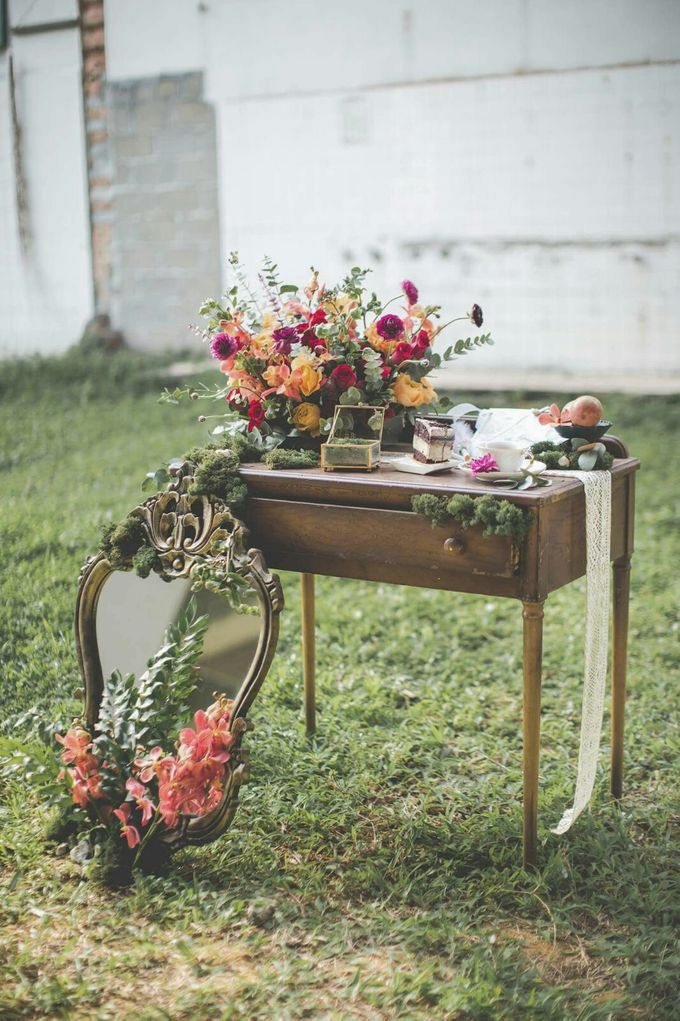 Bohemian Style Shoot by mylin design & co. - 005