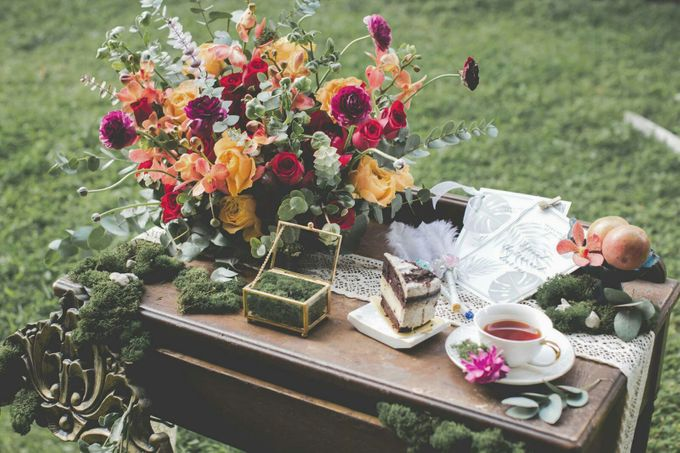 Bohemian Style Shoot by mylin design & co. - 006
