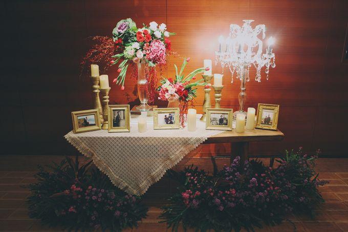 XXI Ballroom -  Mandailing Wedding Reception of Iman & Dira by Dikaderadjat - 010