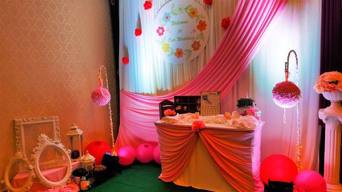 restaurant wedding dinner by Glammories - 001