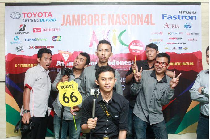 Jamnas AXIC  Magelang by omitoo - 011