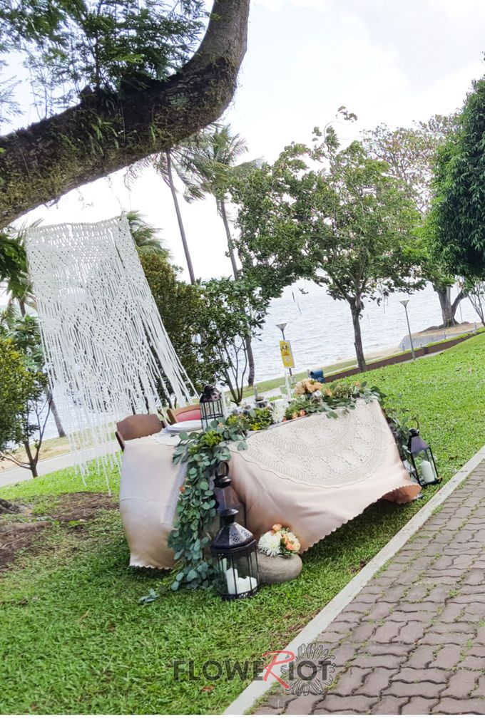 Boho (Bohemian) by FlowerRiot Events SG - 023