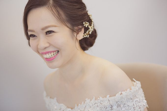 Wedding Day of K & A by SimplyBenji Photography - 004