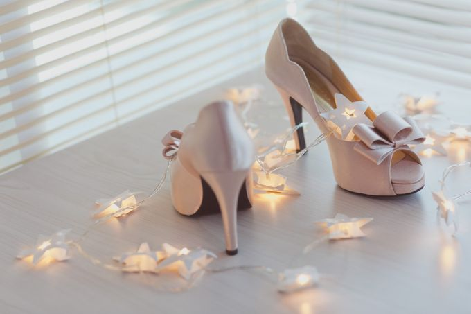 Wedding Day of K & A by SimplyBenji Photography - 002