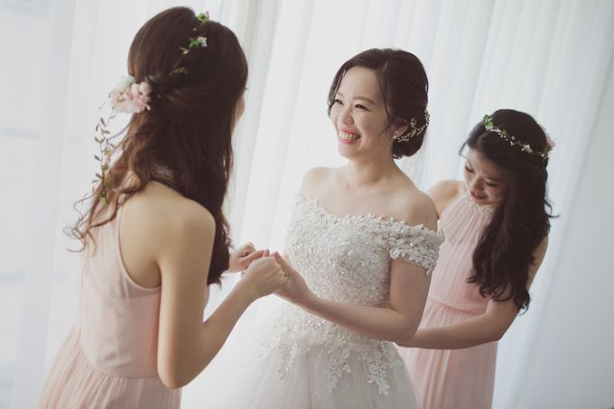 Wedding Day of K & A by SimplyBenji Photography - 005