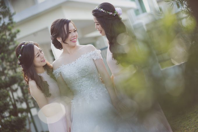 Wedding Day of K & A by SimplyBenji Photography - 007