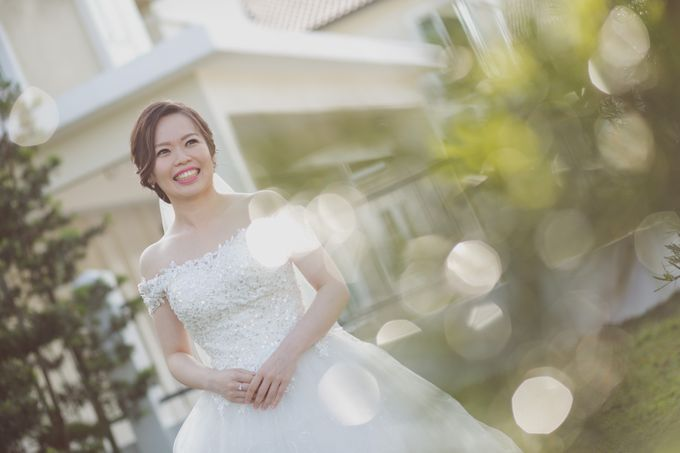 Wedding Day of K & A by SimplyBenji Photography - 006