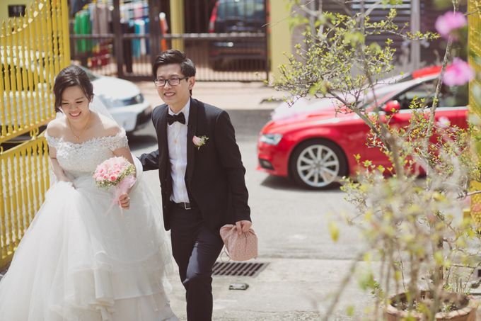 Wedding Day of K & A by SimplyBenji Photography - 014