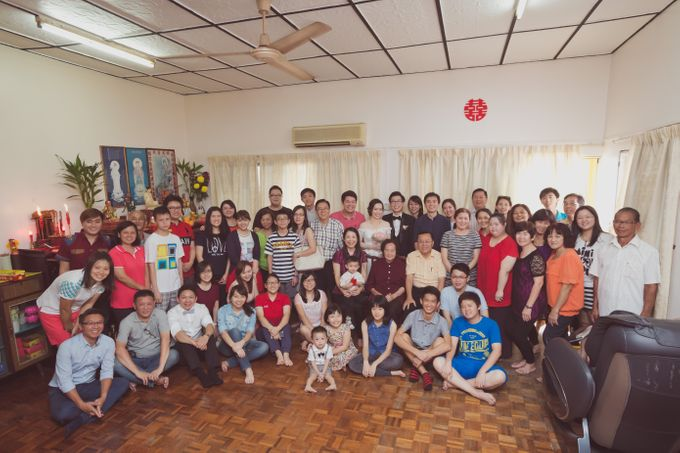 Wedding Day of K & A by SimplyBenji Photography - 015