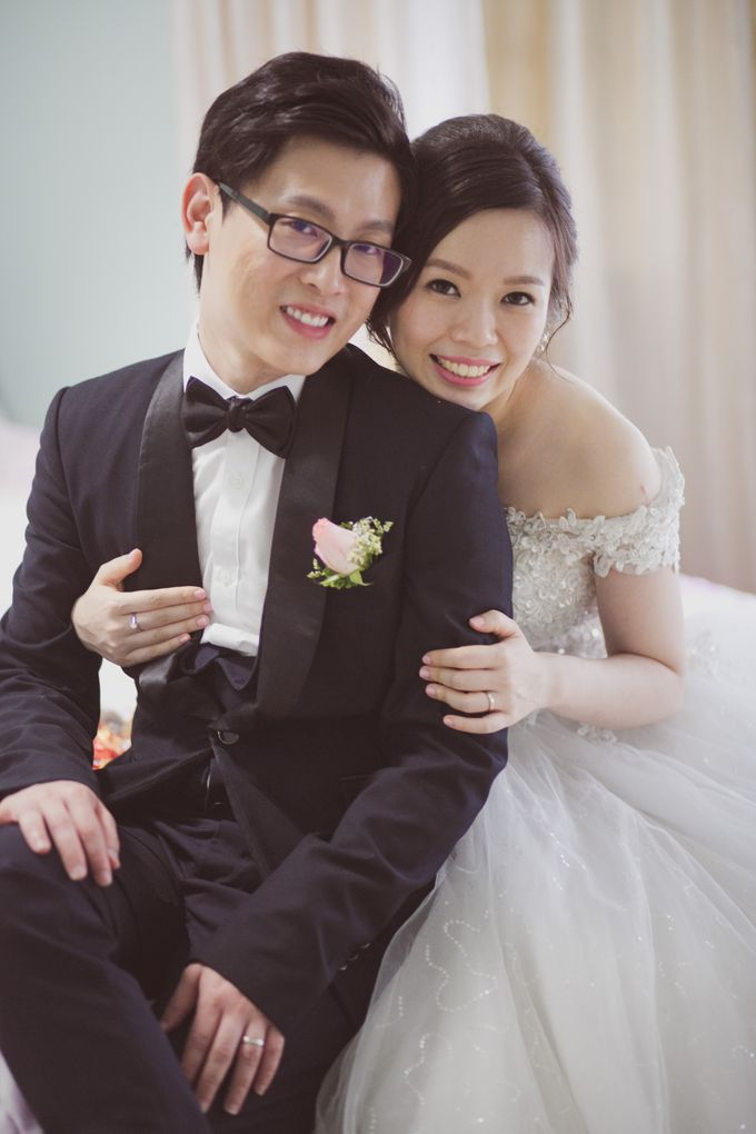 Wedding Day of K & A by SimplyBenji Photography - 016