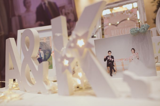 Wedding Day of K & A by SimplyBenji Photography - 017
