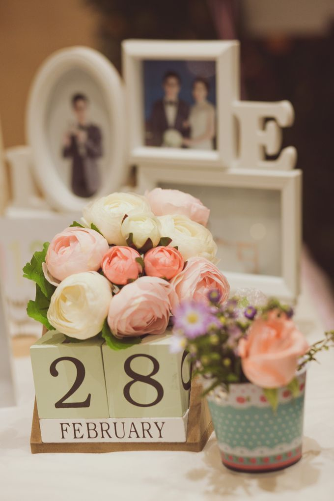 Wedding Day of K & A by SimplyBenji Photography - 018