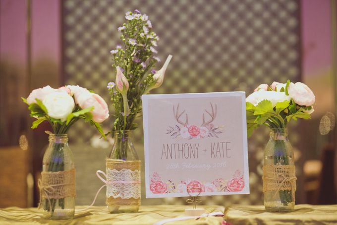 Wedding Day of K & A by SimplyBenji Photography - 019