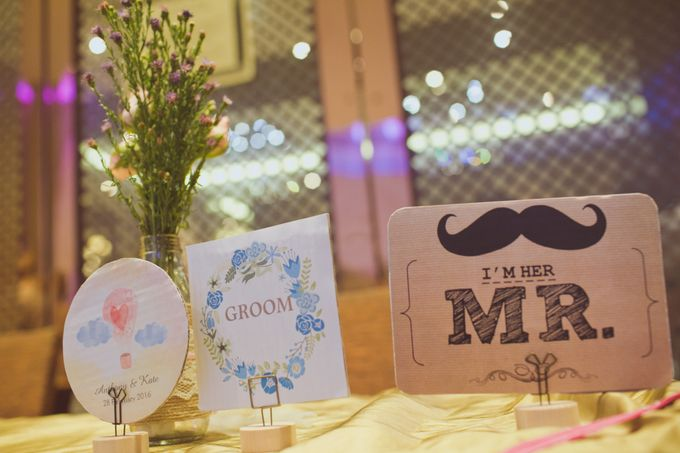 Wedding Day of K & A by SimplyBenji Photography - 020