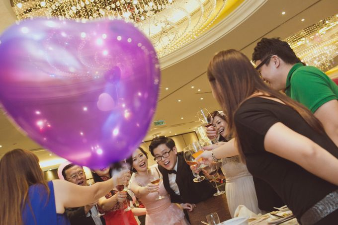 Wedding Day of K & A by SimplyBenji Photography - 022