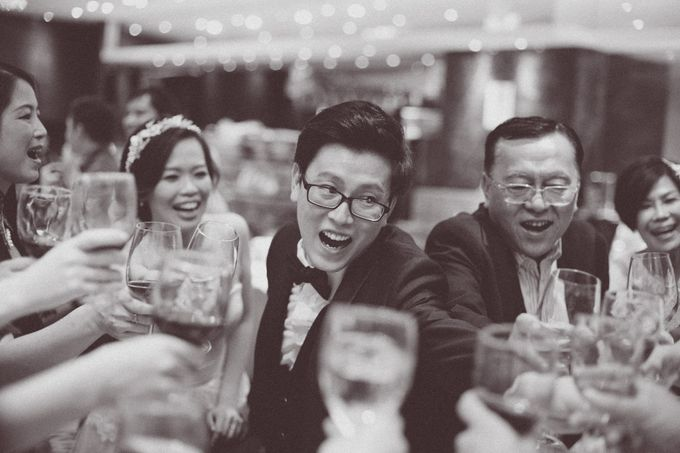 Wedding Day of K & A by SimplyBenji Photography - 024