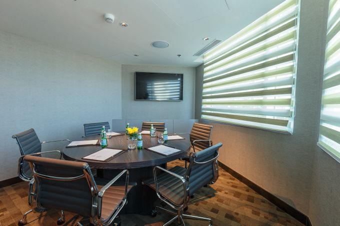 Meeting Rooms by Novotel Manila Araneta Center - 003