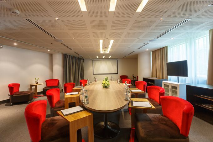 Meeting Rooms by Novotel Manila Araneta Center - 002