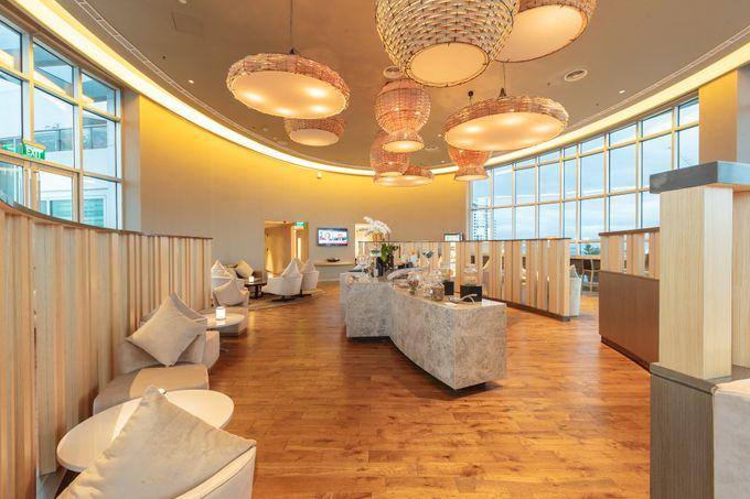 Premier Lounge by Novotel Manila Araneta Center - 003