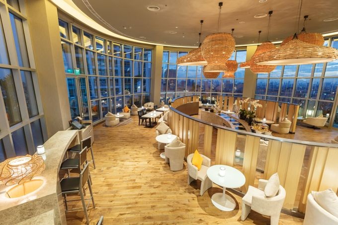 Premier Lounge by Novotel Manila Araneta Center - 005