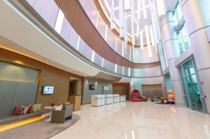 Lobby by Novotel Manila Araneta Center - 004