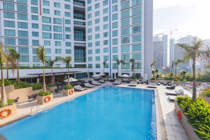 Pool by Novotel Manila Araneta Center - 002
