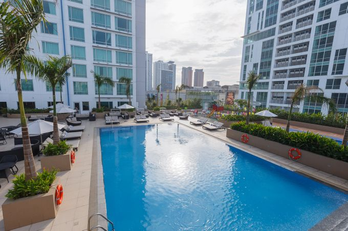 Pool by Novotel Manila Araneta Center - 005